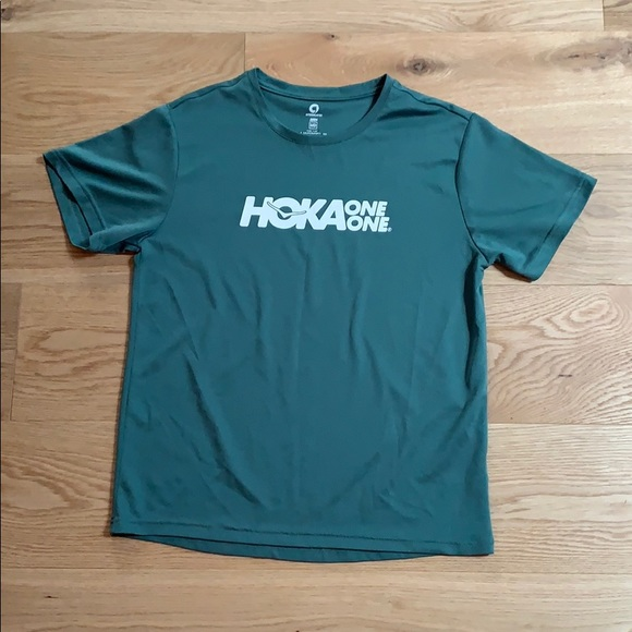 Hoka One One Dri Fit Shirt